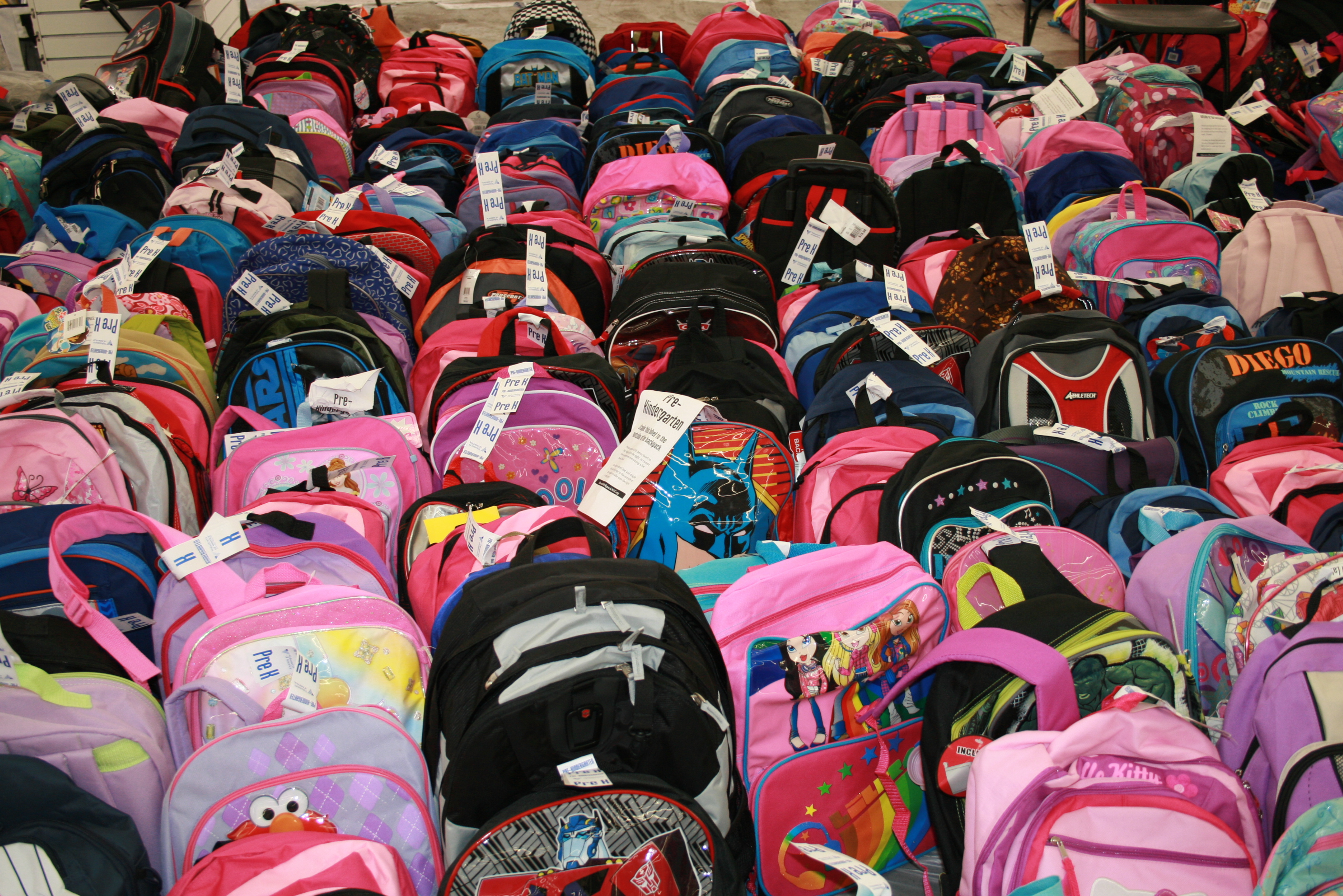 VOA-Operation Backpack 2015