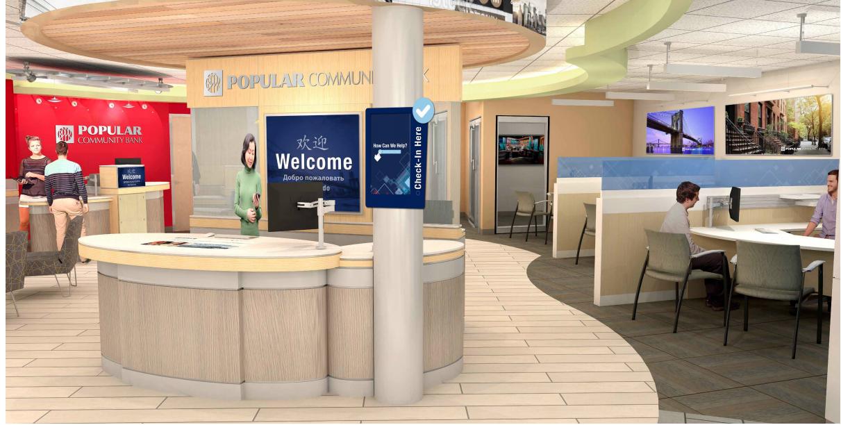 Popular Community Bank on Avenue U