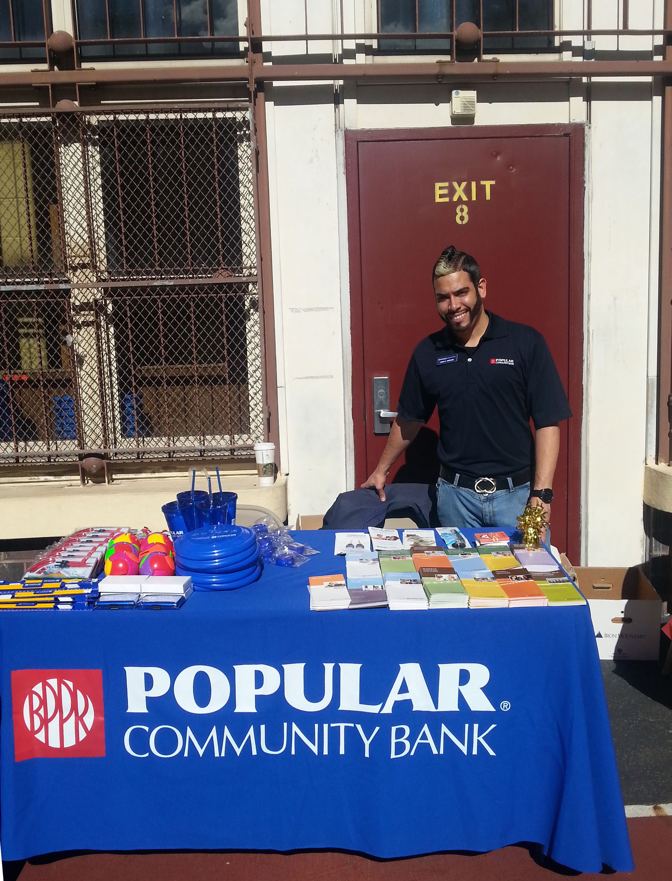 PCB supports financial literacy at Amistad's School Fall Carnival